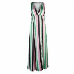 Vila Womens Do Stripe Dress