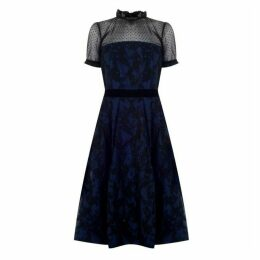 Perseverance Two tone Brocade Dress