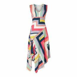 Paul Smith PS Zag Dress Ld92