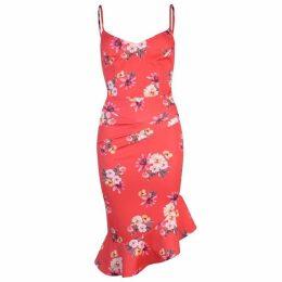 Jessica Wright Sistaglam Womens Jessica Wright Sibelli Multi Floral Cami Dress