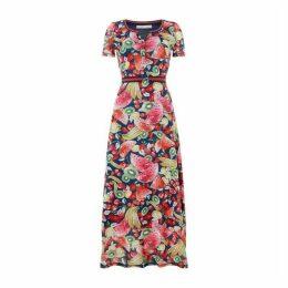 Oui Fruit Dress Ld92