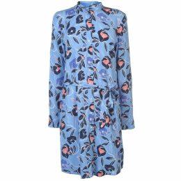 Gant Floral Shirt Dress Womens