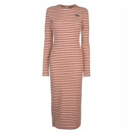 Juicy Stripe Maxi Dress