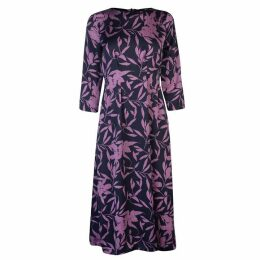 Vero Moda Olivia Print Midi Dress