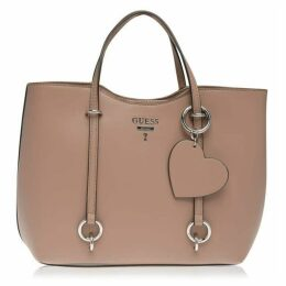 Guess Large Tote Leanne Bag Womens