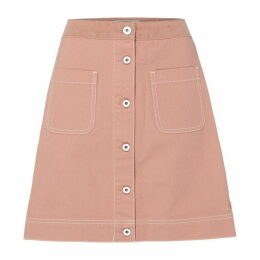 Scotch and Soda Scotch button skirt Ld92