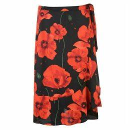 JDY Jacqueline De Yong Indie Rose Skirt Womens