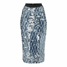 Biba Star Sequin Skirt