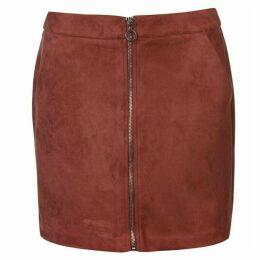 Vero Moda Vero Donna Mini Skirt Womens