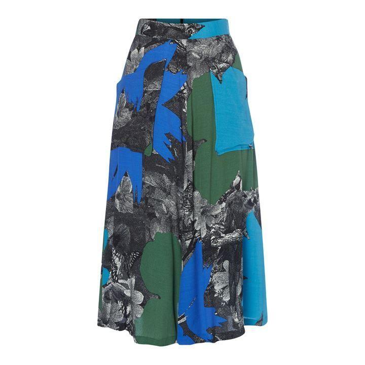 Paul Smith PS Rainforest Skirt Ld92