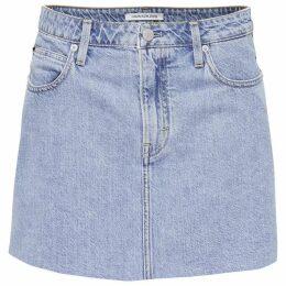 Calvin Klein Jeans MR Den Skirt Ld92