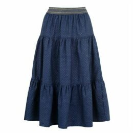 Lollys Laundry Morning Midi Skirt