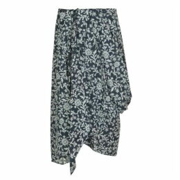 VIVIENNE WESTWOOD ANGLOMANIA Bandana Flower Eight Skirt