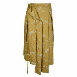VIVIENNE WESTWOOD Rhea Cross Skirt