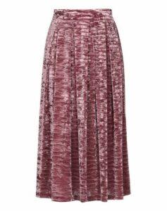 COMPAGNIA ITALIANA SKIRTS 3/4 length skirts Women on YOOX.COM