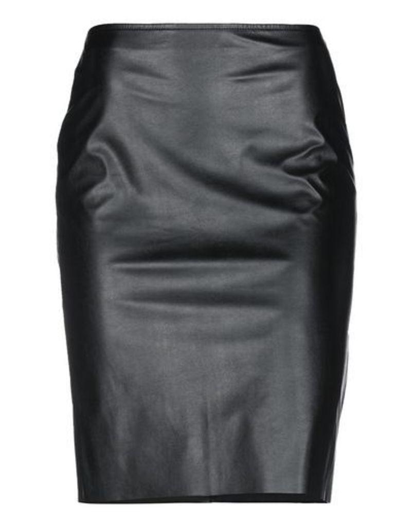 JUCCA SKIRTS Knee length skirts Women on YOOX.COM