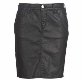 Moony Mood  LEEVE  women's Skirt in Black