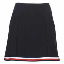 Tommy Hilfiger  ANGELA GLOBAL STP SHORT SKIRT  women's Skirt in Blue
