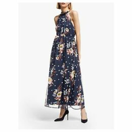 Y.A.S Solira Chiffon Maxi Dress, Multi