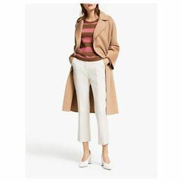Weekend MaxMara Ted Belted Wool Coat