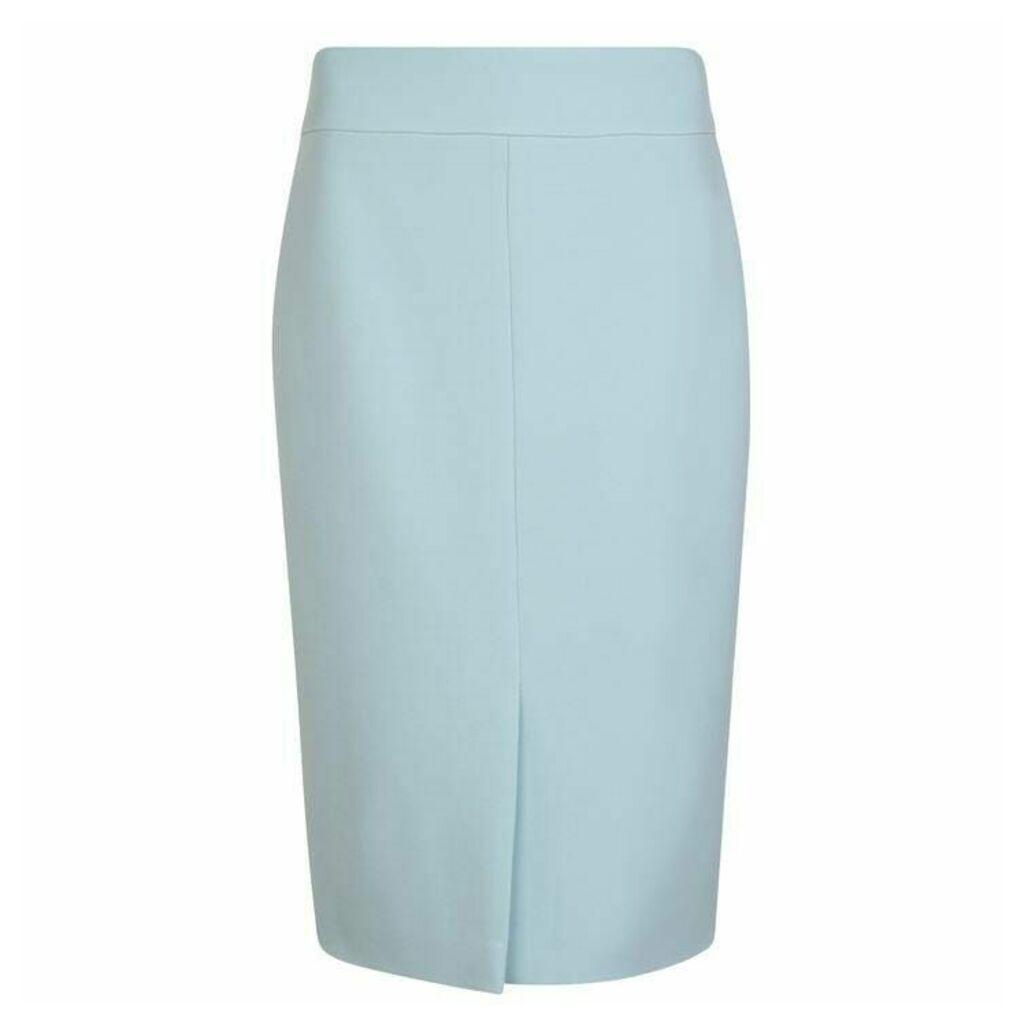Boss Italian Jersey Split Pencil Skirt