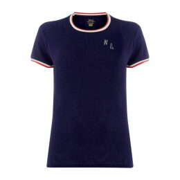 Polo Ralph Lauren Polo LS Cropped Ld91