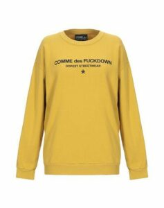 COMME DES FUCKDOWN TOPWEAR Sweatshirts Women on YOOX.COM