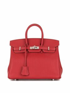 Hermès Pre-Owned Birkin 25 handbag - Red