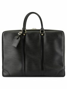 Louis Vuitton Pre-Owned Porte Documents travel bag - Black