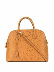 Hermès Pre-Owned Bolide 35 2way handbag - Brown