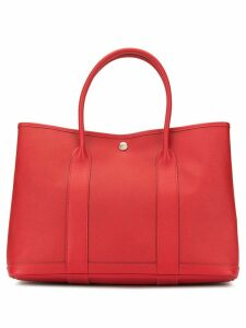Hermès Pre-Owned Garden Party tote - Red