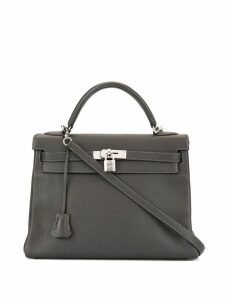 Hermès Pre-Owned 2006 Kelly 32 hand bag - Grey