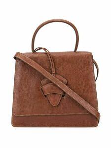 Loewe Pre-Owned Barcelona 2way hand bag - Brown