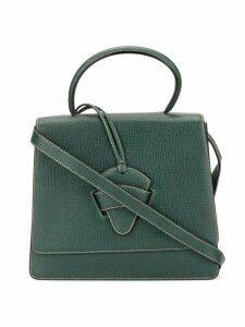 Loewe Pre-Owned Barcelona 2way hand bag - Green
