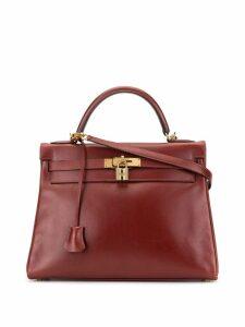 Hermès Pre-Owned Kelly 32 bag - Red