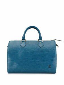 Louis Vuitton Pre-Owned Speedy 30 hand bag - Blue