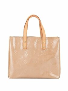 Louis Vuitton Pre-Owned Reade PM tote - Brown