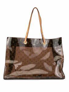 Louis Vuitton Pre-Owned Cabas Cruise shoulder bag - Brown
