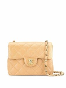 Chanel Pre-Owned chain shoulder bag - Neutrals