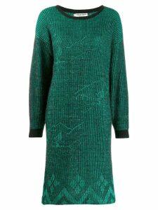 Giorgio Armani Pre-Owned 1980'S Armani dress - Green