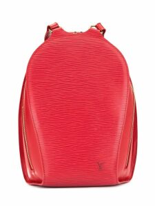 Louis Vuitton Pre-Owned Mabillion backpack - Red