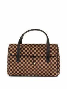 Louis Vuitton Pre-Owned Lion Hand Bag - Brown