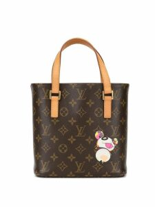 Louis Vuitton Pre-Owned x Takashi Murakami Vavin PM tote - Brown