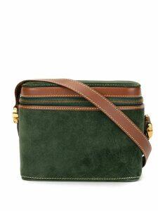Loewe Pre-Owned Vanity Shoulder Bag - Green