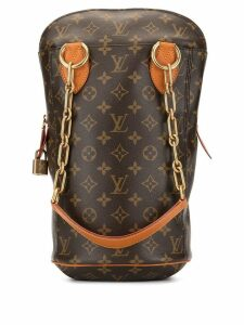 Louis Vuitton Pre-Owned baby Punching tote bag - Brown