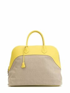 Hermès Pre-Owned Bolide Relax 45 Jumbo XL hand bag - Yellow