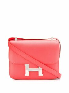Hermès Pre-Owned Constance shoulder bag - Pink