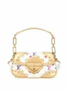 Louis Vuitton Pre-Owned Marylin Chain Hand Bag - White