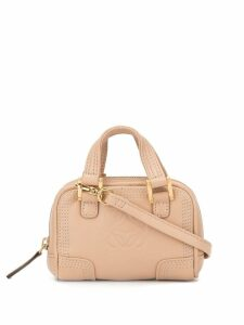 Loewe Pre-Owned Micro Mini Amazona 2way Mini Hand Bag - Neutrals