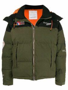 Readymade oversized puffer jacket - Green